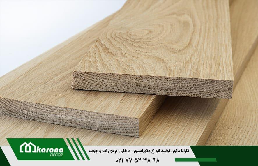 تفاوت چوب کابینت نرم و سخت