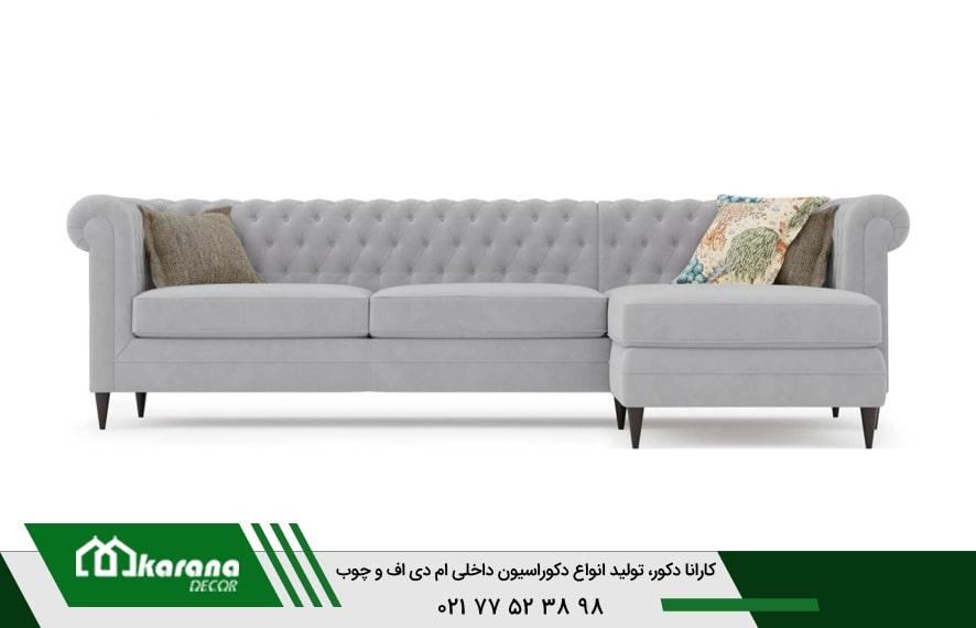 L Chester sofa