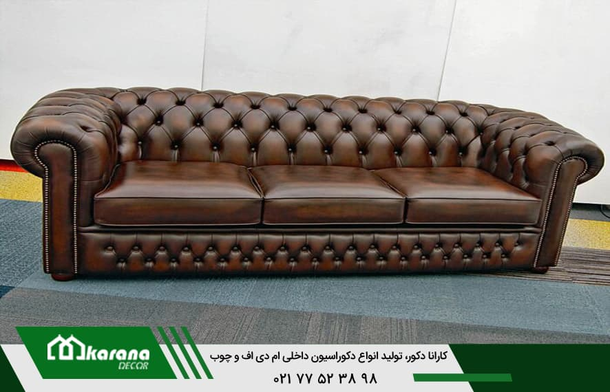 Turkish Chester sofa
