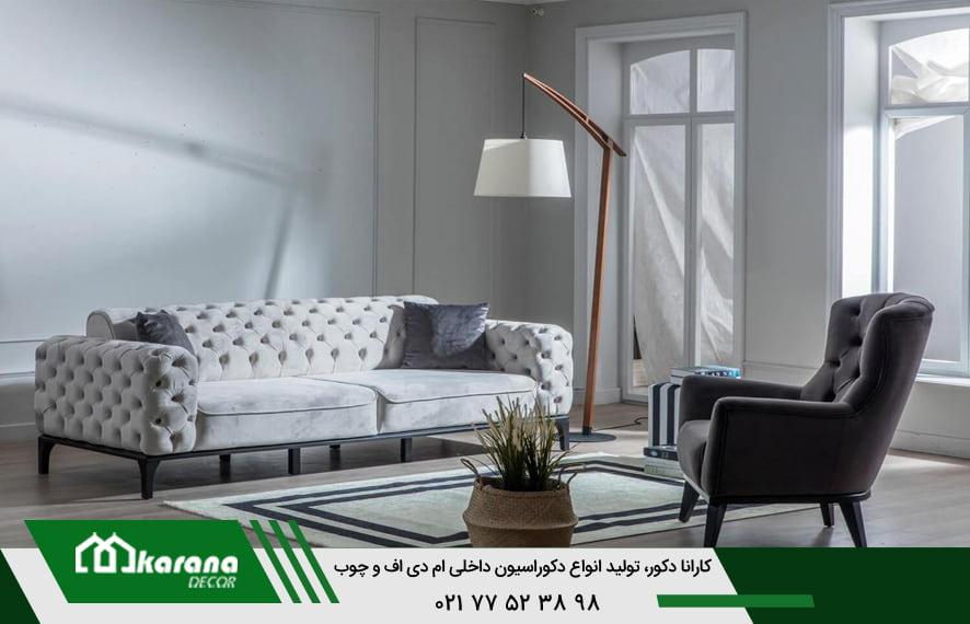 Turkish Chesterfield sofa