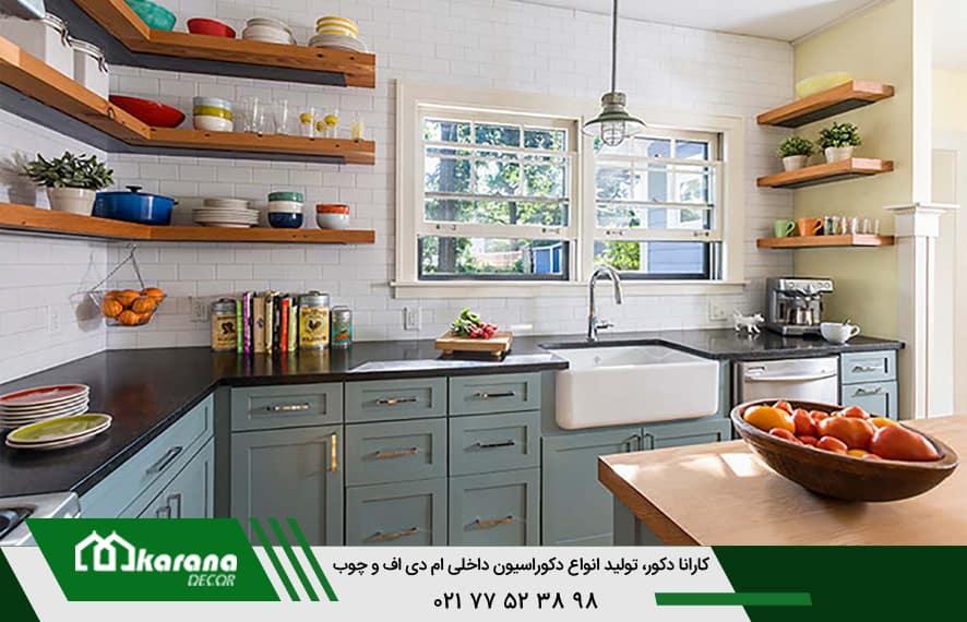 smal kitchen memberan cabinet