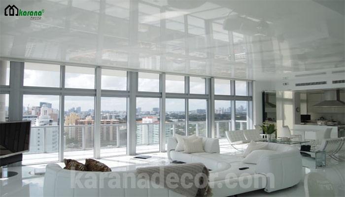 سقف کاذب آینه ای