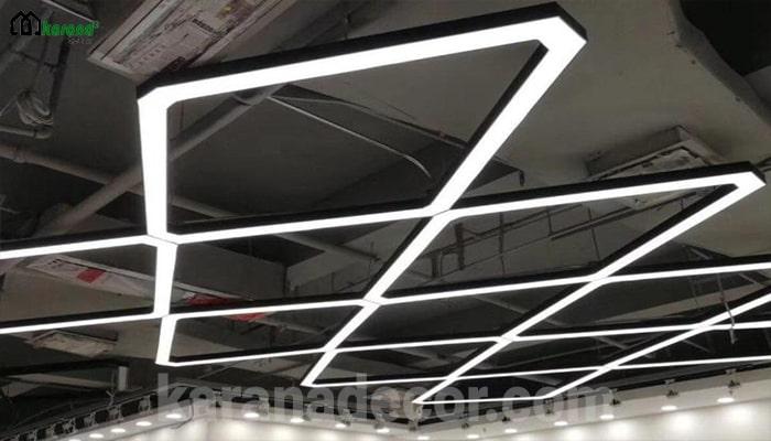 سقف آینه ای